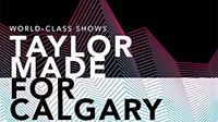 Check out the Taylor Centre Concert Season