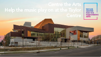 Donate to the Taylor Centre today