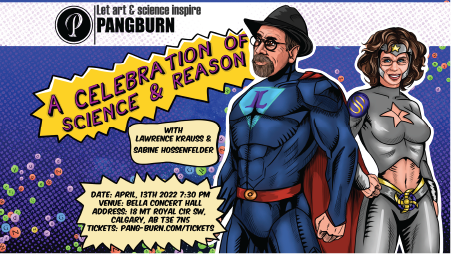 Pangburn Presents the Black Hole Tour with Lawrence Krauss